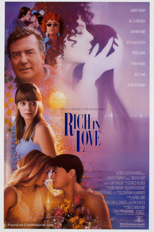 Rich in Love - Movie Poster