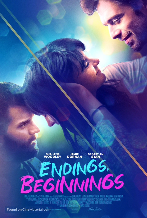 Endings, Beginnings - Movie Poster