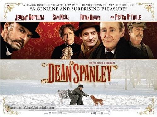 Dean Spanley - British Movie Poster