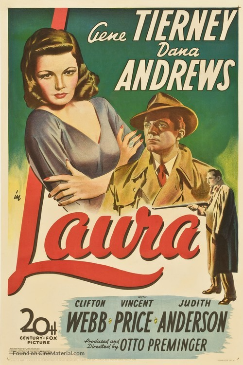 Laura - Movie Poster