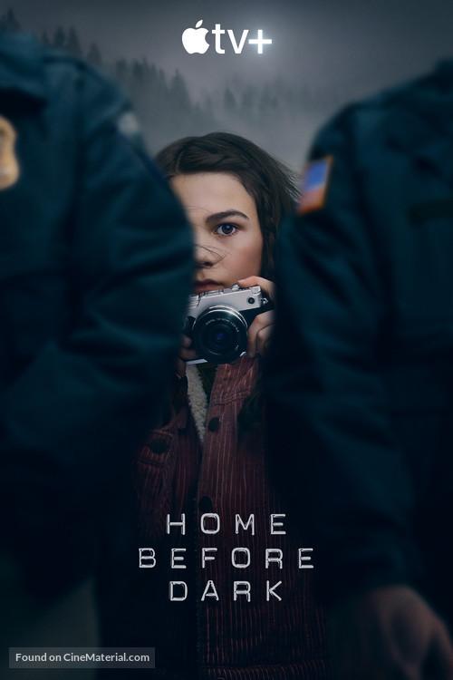 """Home Before Dark"" - Movie Poster"