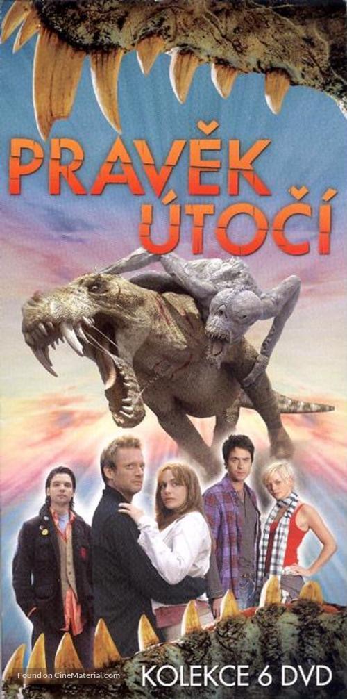 """""""Primeval"""" - Czech Movie Cover"""