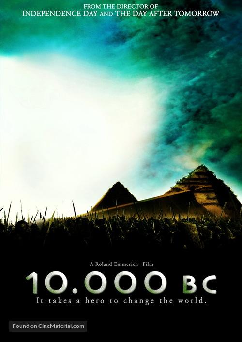 10 000 Bc 2008 Movie Cover