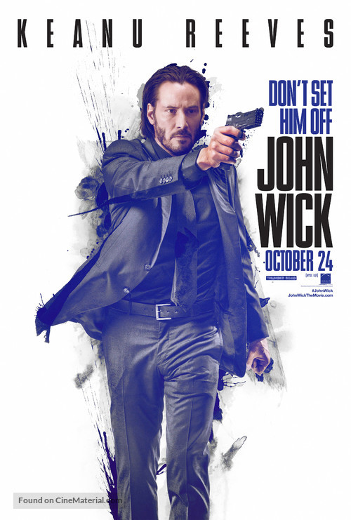 John Wick - Movie Poster