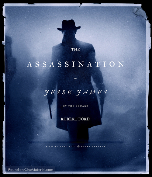 The Assassination of Jesse James by the Coward Robert Ford - poster