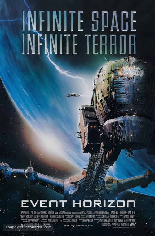 Event Horizon - Movie Poster