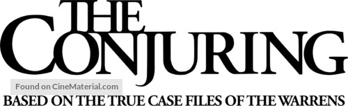 The Conjuring - Logo
