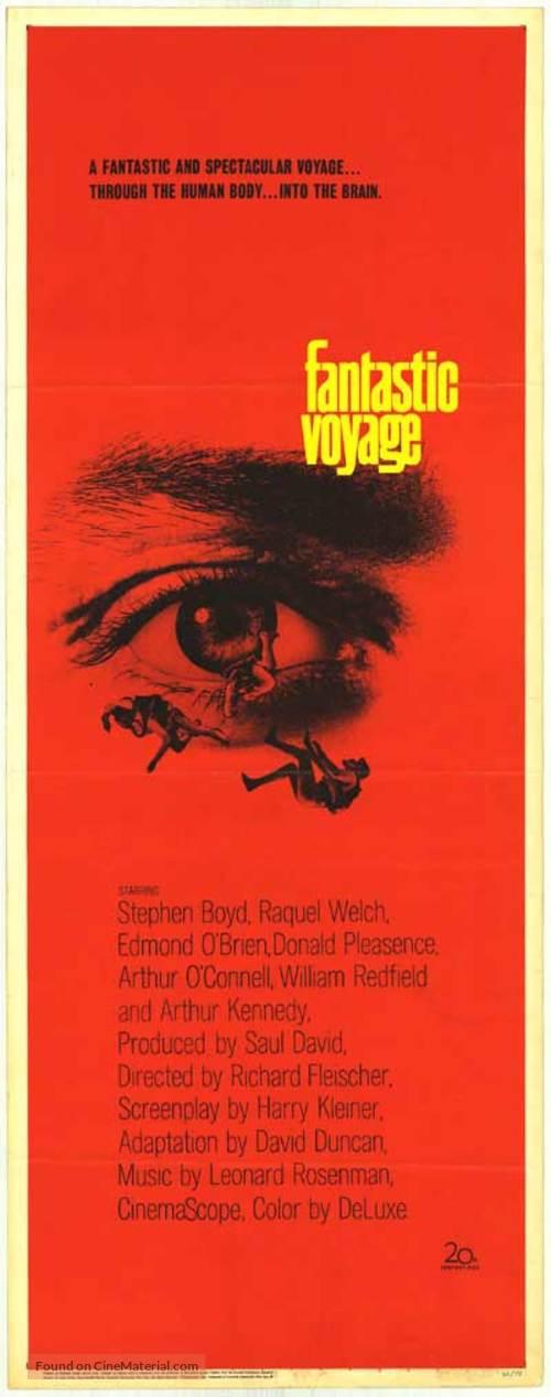 Fantastic Voyage - Movie Poster