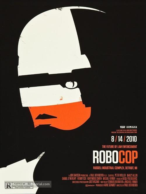 RoboCop - Homage movie poster