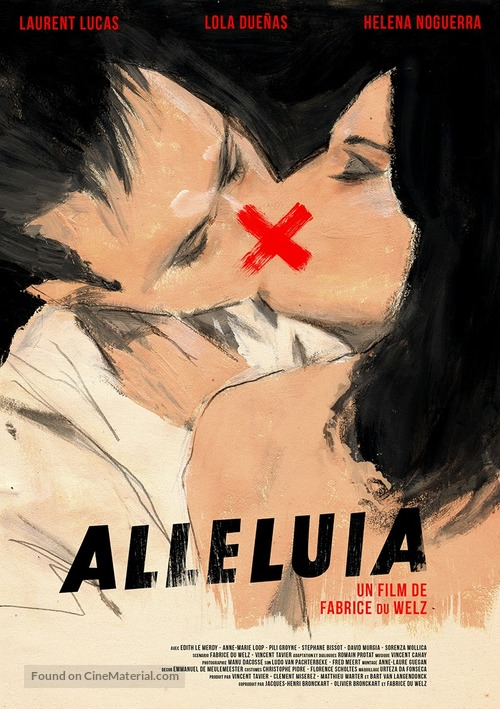 Alléluia - French Movie Poster