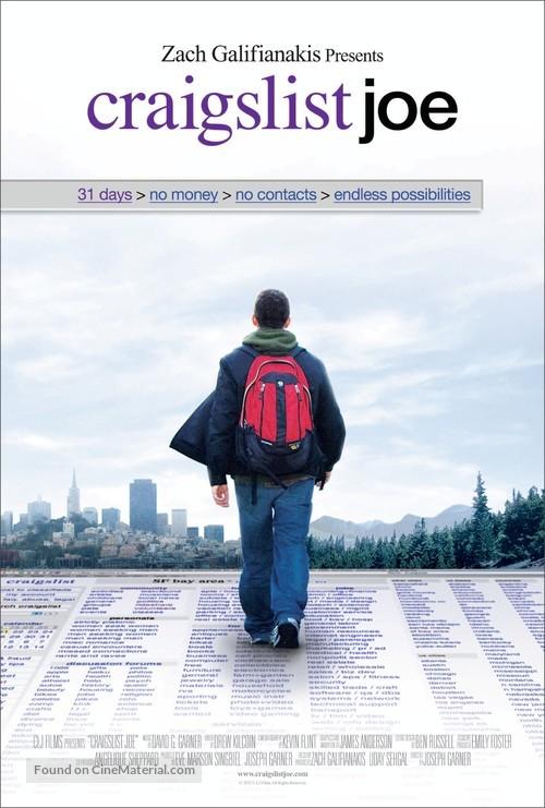 Craigslist Joe - Movie Poster