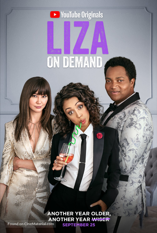 """Liza on Demand"" - Movie Poster"