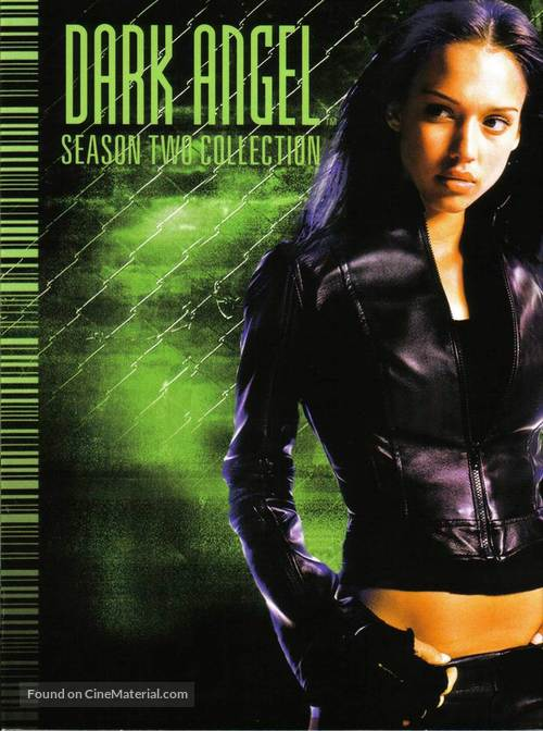 """Dark Angel"" - DVD movie cover"