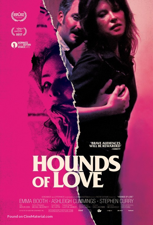 Hounds of Love - Movie Poster