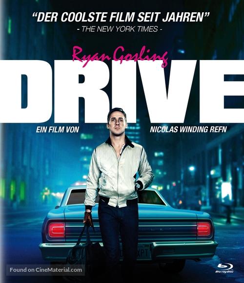 Drive - Swiss Blu-Ray cover