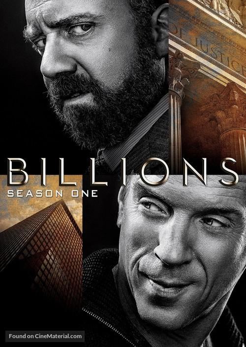 """Billions"" - Movie Cover"