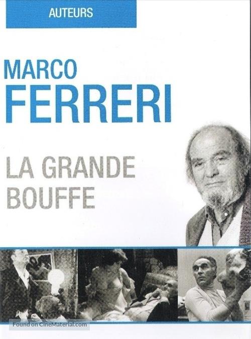 La grande bouffe - French DVD movie cover