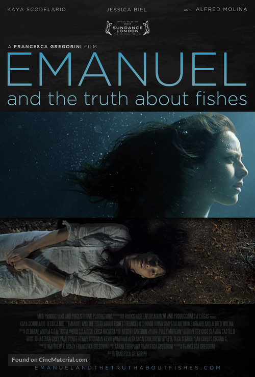 Emanuel and the Truth about Fishes - Movie Poster