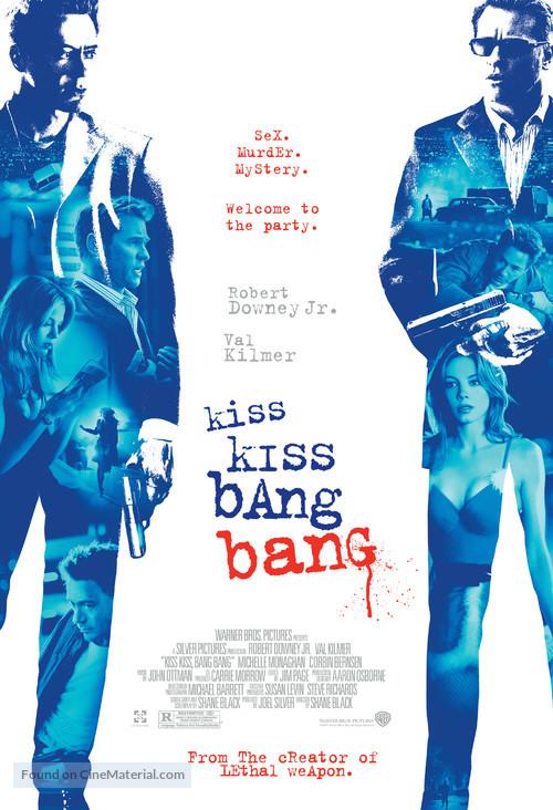 Kiss Kiss Bang Bang - Movie Poster