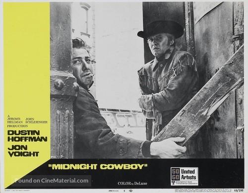 Midnight Cowboy - Movie Poster