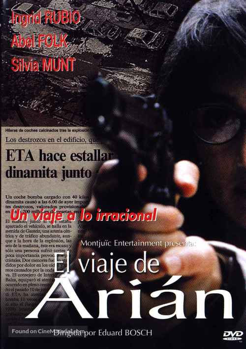 El viaje de Arián - Spanish Movie Cover