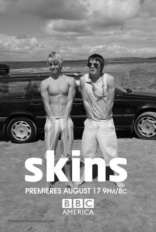 """Skins"" - Australian Movie Poster"