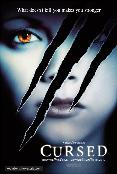 Cursed - Movie Poster