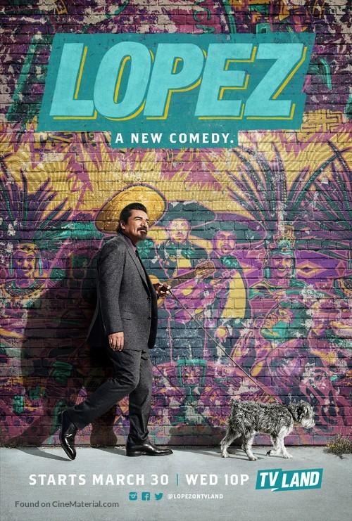 """Lopez"" - Movie Poster"