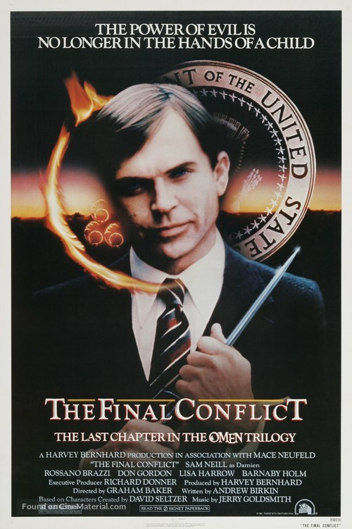 The Final Conflict - Movie Poster