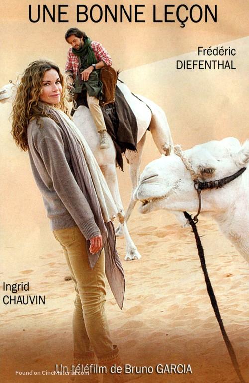 Une bonne leçon - French Video on demand movie cover