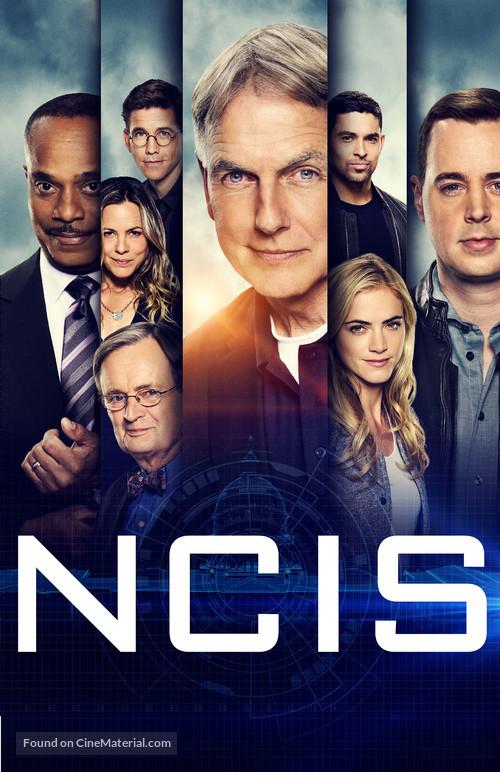 """Navy NCIS: Naval Criminal Investigative Service"" - Movie Poster"