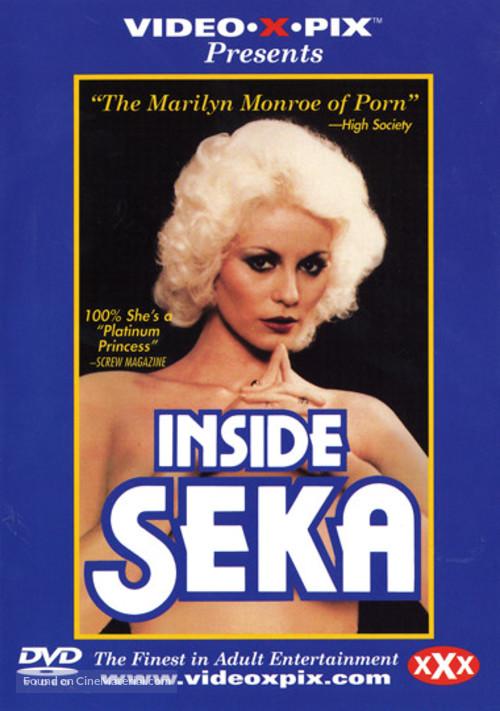 inside seka dvd cover