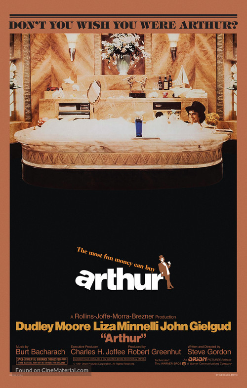 Arthur - Movie Poster
