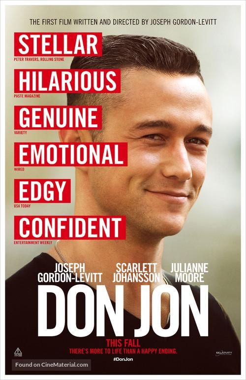 Don Jon - Movie Poster
