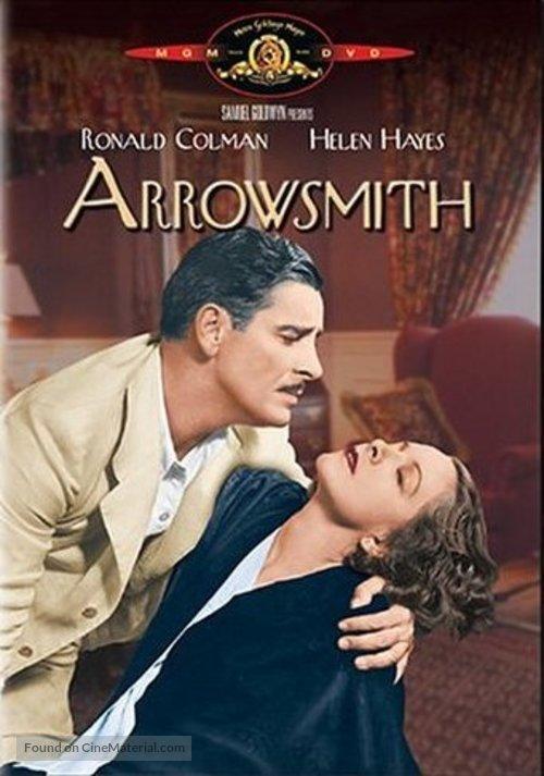 Arrowsmith - DVD movie cover