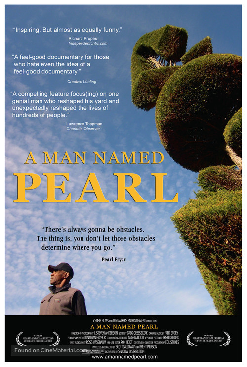 A Man Named Pearl - Movie Poster
