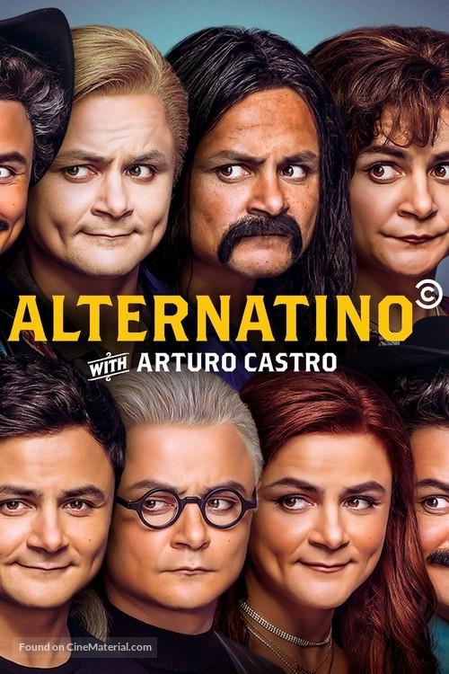 """""""Alternatino with Arturo Castro"""" - Video on demand movie cover"""