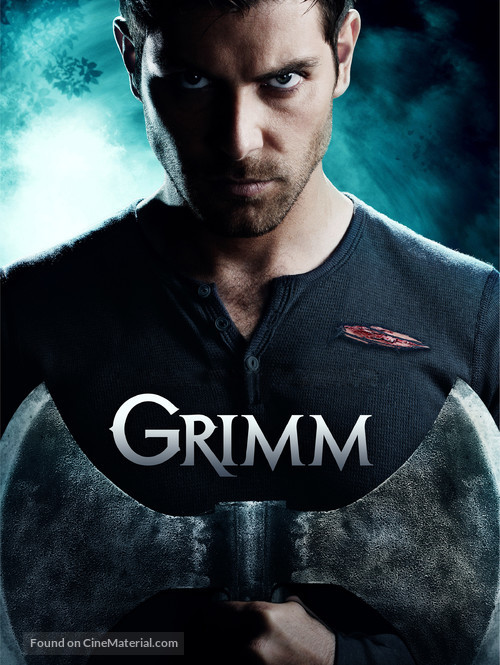 """""""Grimm"""" - Video on demand movie cover"""