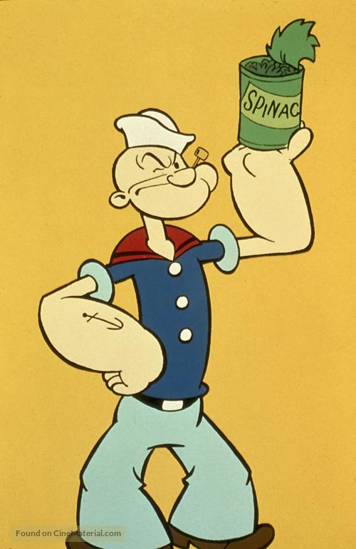 """Popeye"" - Key art"