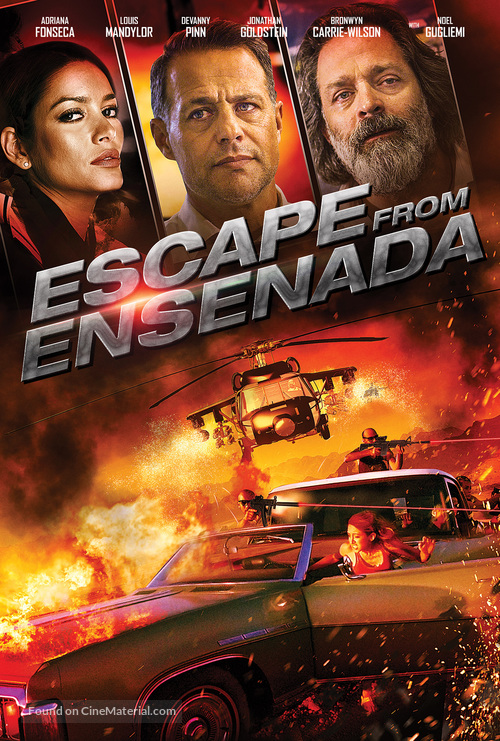 California Dreaming - DVD movie cover
