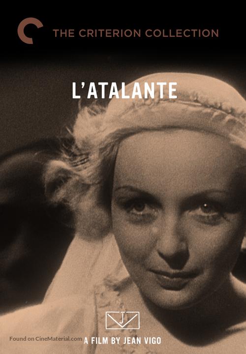 L'Atalante - DVD movie cover