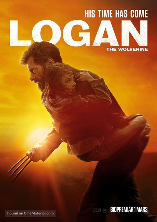 Logan - Swedish Movie Poster