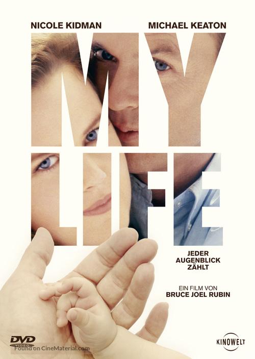 My Life - German Movie Cover