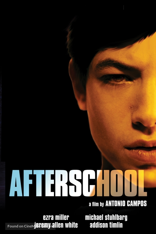Afterschool - Irish DVD movie cover
