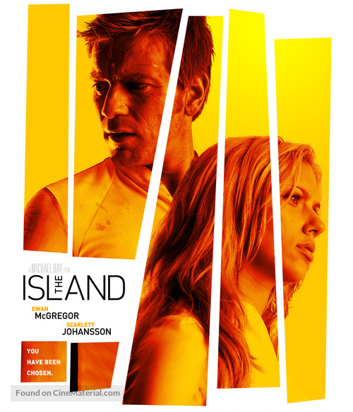 The Island - poster