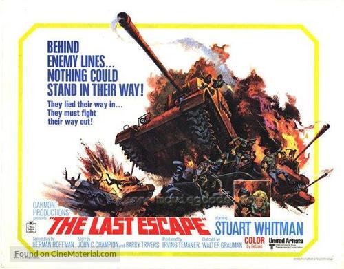The Last Escape - Movie Poster