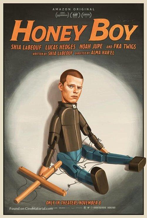 Honey Boy - Movie Poster