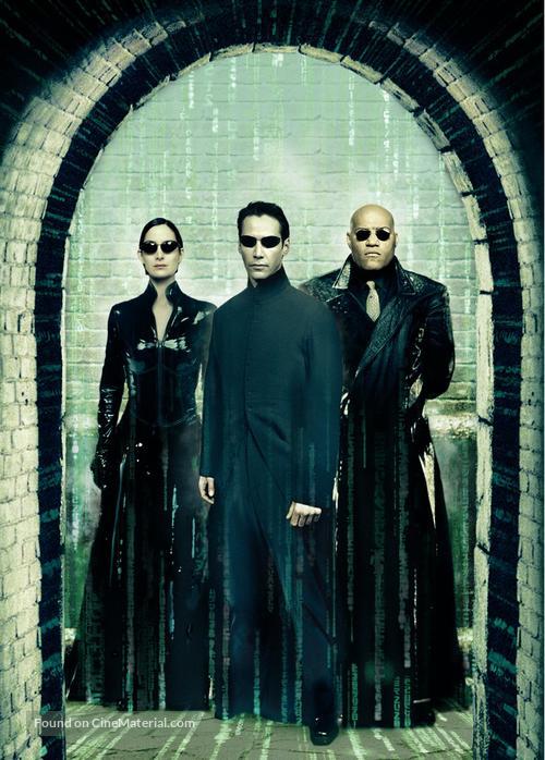 The Matrix Reloaded - Key art