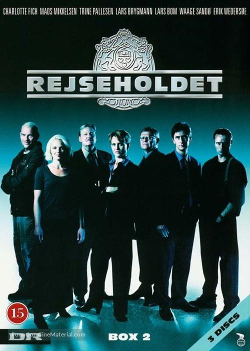 """""""Rejseholdet"""" - Danish DVD movie cover"""