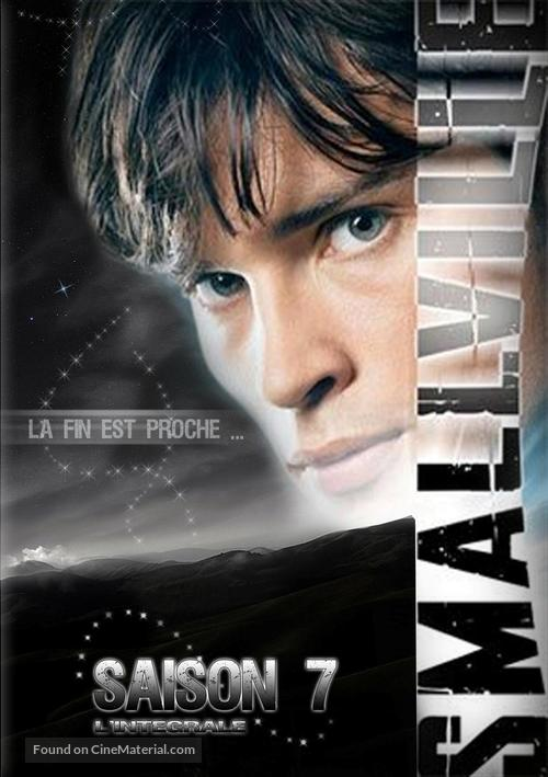 """""""Smallville"""" - French Movie Cover"""